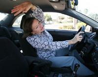 Упражнения для спины для водителей